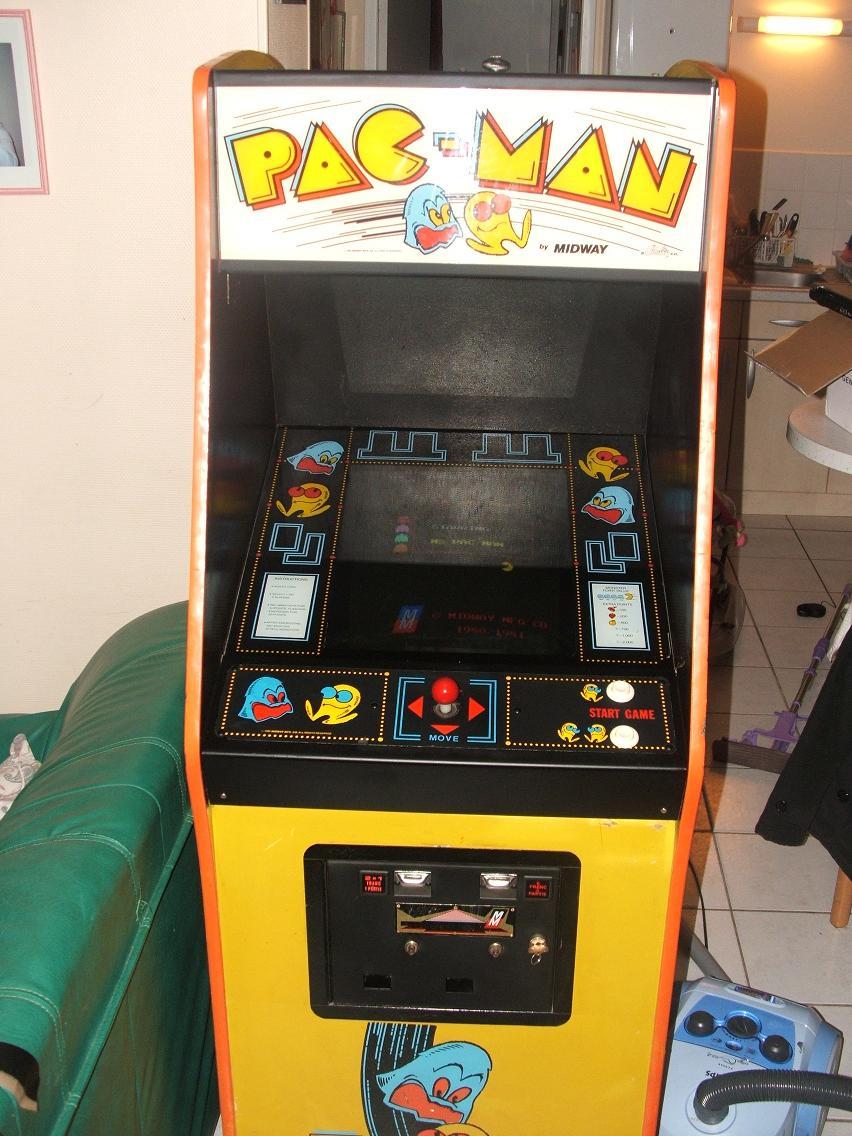 borne arcade a vendre occasion